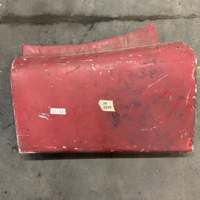 Jaguar XK140 Roadster Right Door Shell