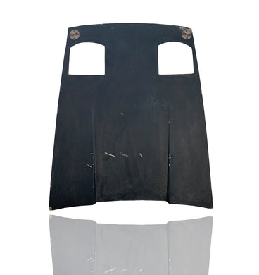 Porsche 911/912 Front Hood Black With Holes