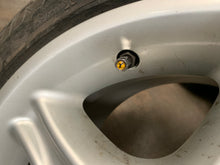 "Load image into Gallery viewer, Original Ferrari 456 17"" Rims And Tire Set"