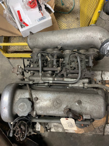 1961 Mercedes Benz 190SL Engine With Transmission