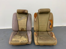 Load image into Gallery viewer, Porsche 911S Sport Authentic Recaro Sports Seats Set