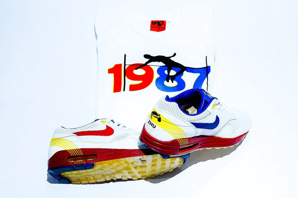 "Foot-Balla T-Shirt ""BEIJING OLYMPIC"" ZHU"