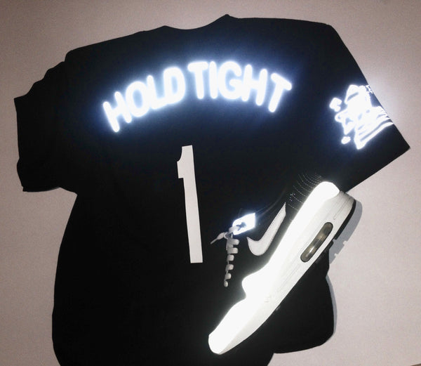"Foot-Balla T-Shirt ""HOLD TIGHT"" 3M"
