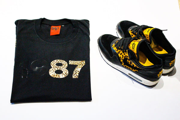 "Foot-Balla T-Shirt - Atmos ""Beast"" pack"