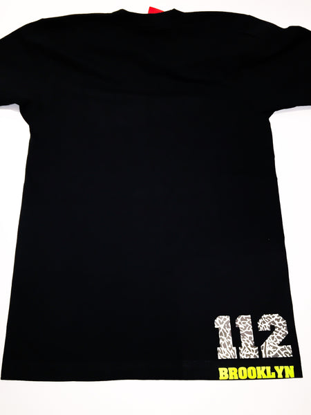 "Foot-Balla T-Shirt - Clark Kent ""112"" cement Homage Tee"