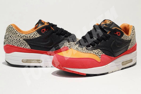 Nike Air Max 1 Premium SP Safari Carrots – foot-balla.com f9764b91b