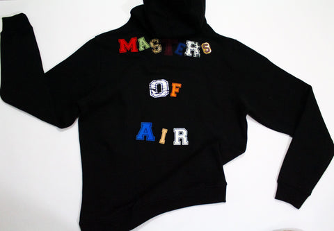 "Foot-Balla Hoody ""MASTERS"" Multi Grail Status PRE ORDER FOR May 2018 Dispatch"