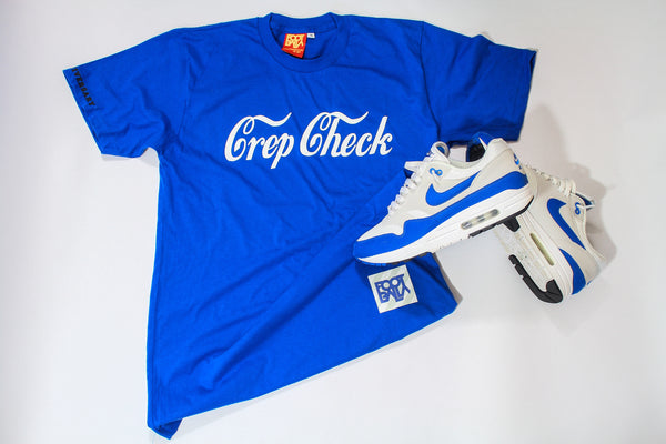 "Foot-Balla tee "" Crep Check "" Og"