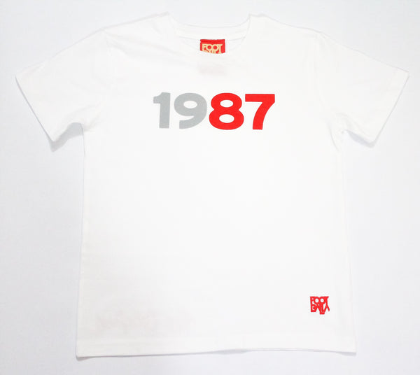 "Young Balla by Foot-Balla ""The Original 1"" 1987 Tee"