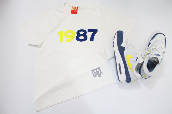 "Young Balla by Foot-Balla ""GR Michigan"" 1987 Tee"
