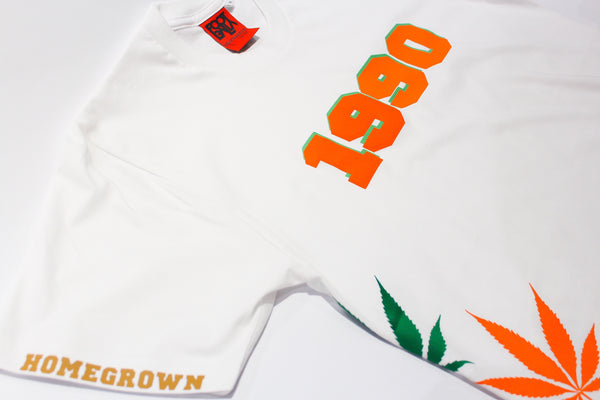 "Foot-Balla T-Shirt HOMEGROWN 90 ""HYPERSTRIKE"" Pre order Tee"