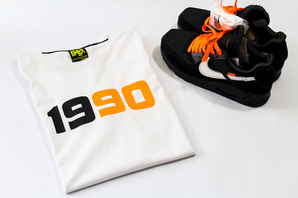 "Foot-Balla T-Shirt ""OW 90"" inspired 3 Styles"