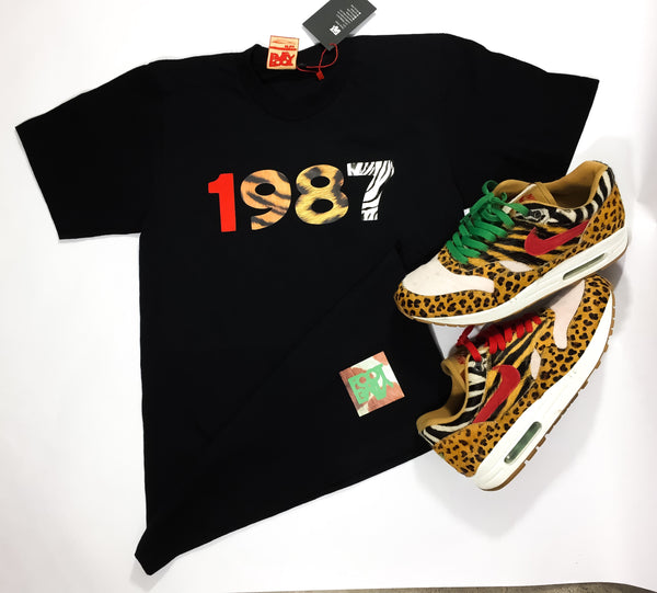 "Foot-Balla Atmos Og Animal print Tee ""Og Animal"""