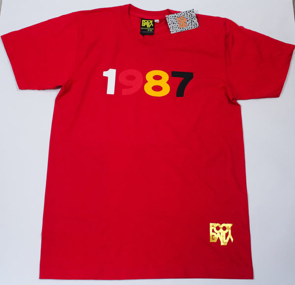 "Foot-Balla Urawa tee "" DRAGONS """