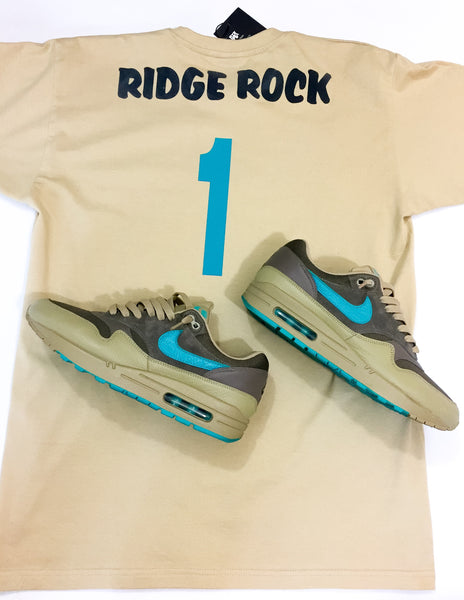Foot-Balla T-Shirt - Ridge Rock Tee 2017