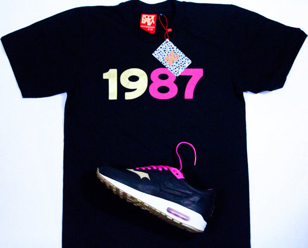 "Foot-Balla Kid Robot 🤖 inspired ""1987"" men's and women's"