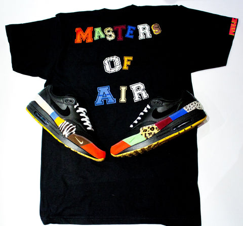 "Foot-Balla Long Sleeve T-Shirt or Tees ""MASTERS"" Multi Grail Status PRE ORDER FOR May 2018 Dispatch"
