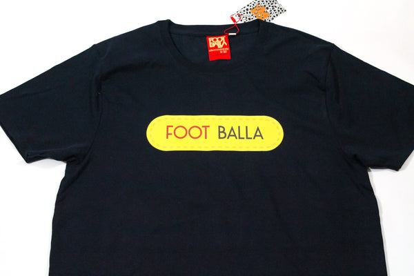 Foot-Balla T-Shirt - Snow Beach Inspired Tee 2018 style 2