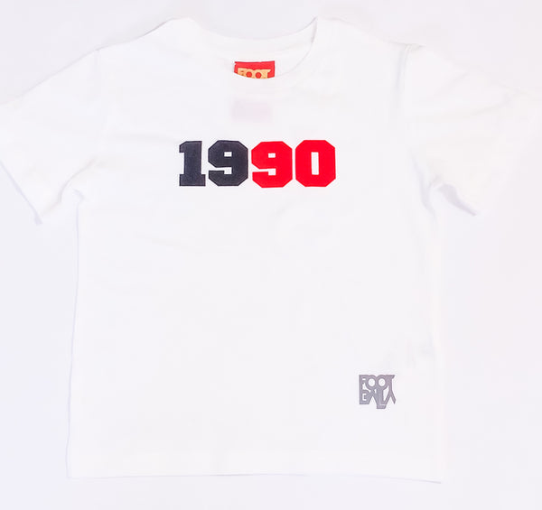 "Young Balla by Foot-Balla ""The Original"" 1990 Tee"