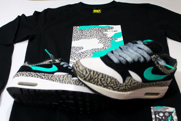 "Foot-Balla Atmos Elephant Box Camo Sweater ""Box Camo"" men's and women's"
