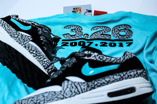 "Foot-Balla T-Shirt - Atmos ""Elephant"" Retro 3.26.2017"