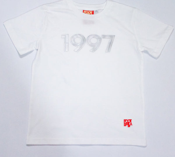 "Young Balla by Foot-Balla ""AM97"" 1997 Tee"