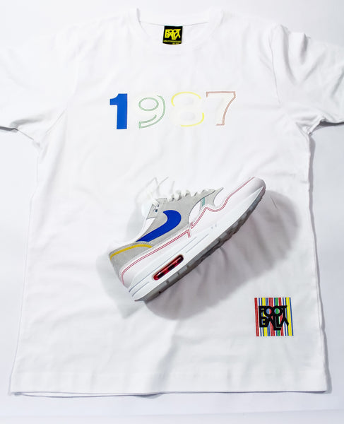 Foot-Balla T-Shirt - Pompidou Inspired Tee 2018