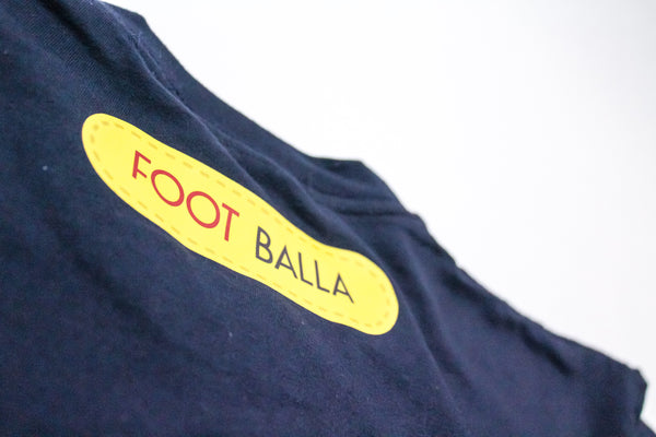 Foot-Balla T-Shirt - Snow Beach Inspired Tee 2018 style 1