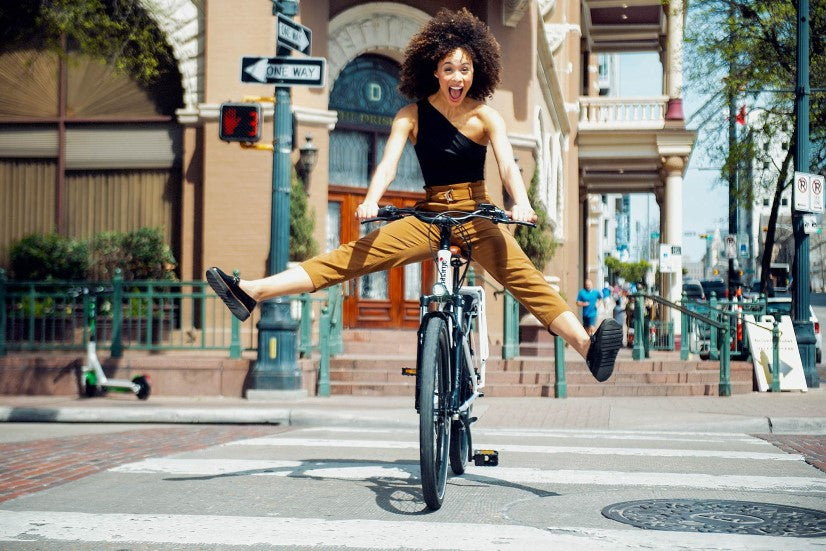 Can you ride an electric bike without pedaling?