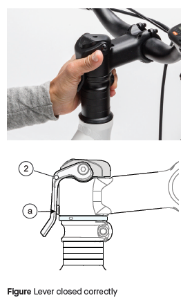 adjusting stem lever how to