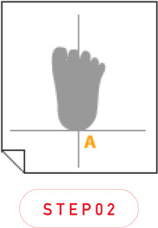 How to measure a foot