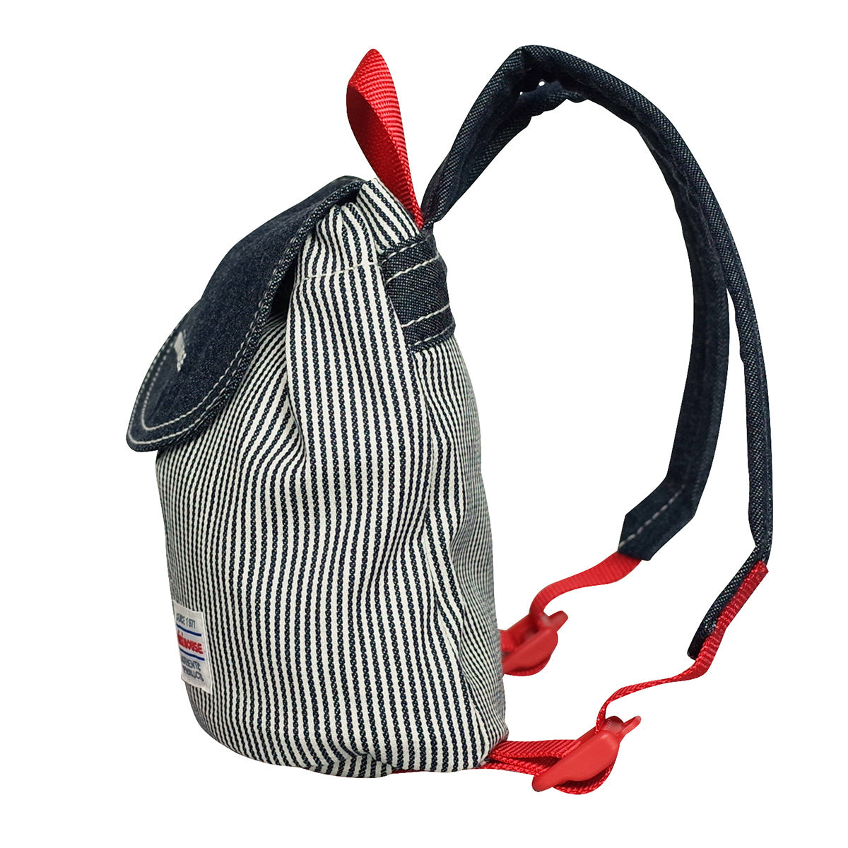 Hickory Striped Baby Backpack