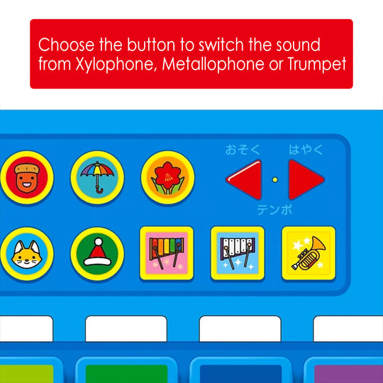 Sound Book XYLOPHONE