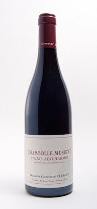 Clerget Chambolle-Musigny 1er Premier Cru Les Charmes 2008
