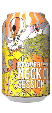 Beavertown Neck Oil Session IPA 330ml Can