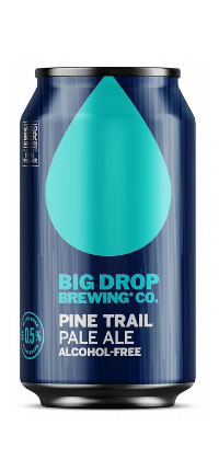 Big Drop Pine Trail Pale Ale Can <0.5%