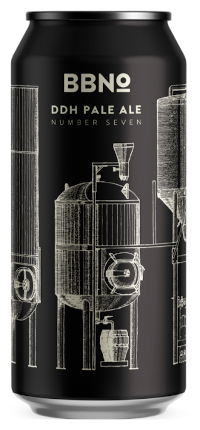 Brew By Numbers 42 DDH Pale Morden Wharf 440ml Can
