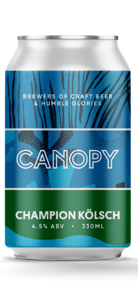 Canopy Champion Lager