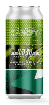 Canopy Paceline Lime & Salt Lager 440ml Can