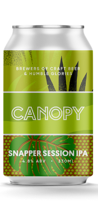 Canopy Snapper Session IPA
