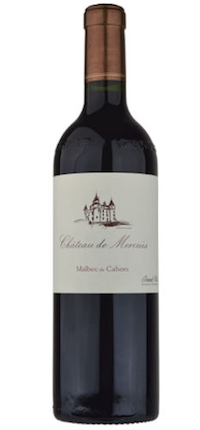HALF Chateau de Mercues 2016 375ml