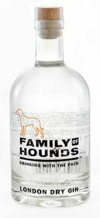Family of Hounds 9 Botanical Gin