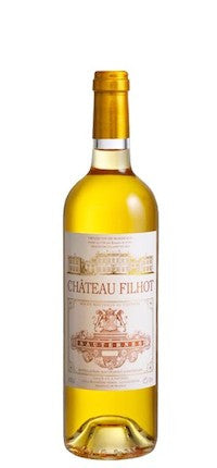 Half Chateau Filhot 2000 375ml