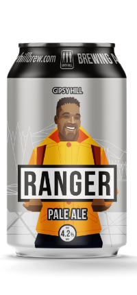 Gipsy Hill Ranger Pale Ale 330ml Can