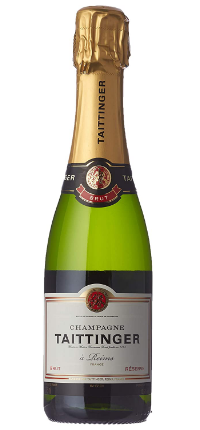 HALF Taittinger Brut Réserve NV 375ml