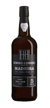Henriques & Henriques 5yo 'Finest Full Rich' Malmsey Madeira 500ml