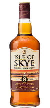 Isle of Skye Blended Scotch 8yo