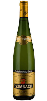 HALF Trimbach Riesling Cuvee Frederic Emile 2010 375ml