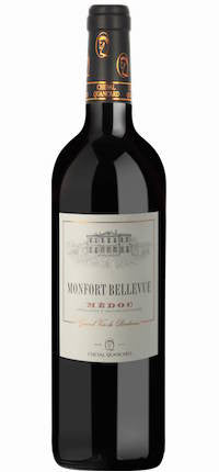 HALF Chateau Monfort Bellevue Medoc 375ml