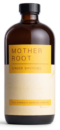Mother Root Ginger Switchel